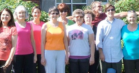 Yoga Class in Elizabethton